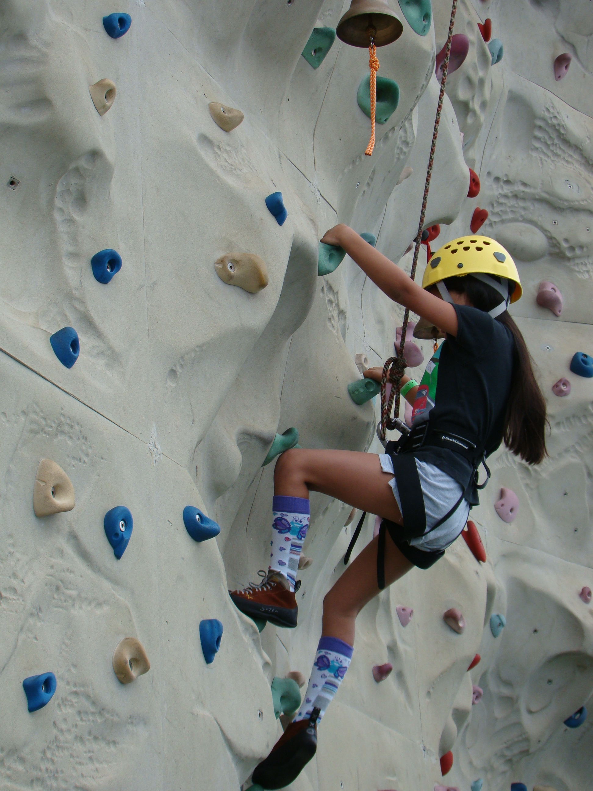 Rock Wall For Kids: The Mac And Cheese Chronicles