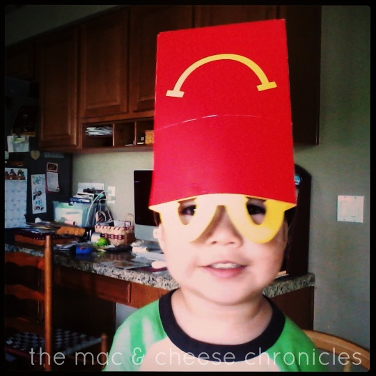 HappyMealHat