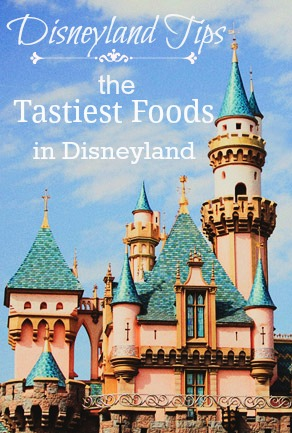 The Tastiest Foods in Disneyland