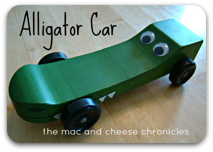 Alligator Car