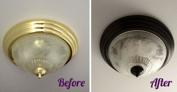 Change from Brass to Bronze