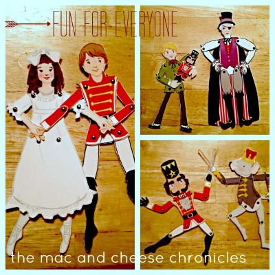 Nutcracker the mac and cheese chronicles nutcrackerpaperdolls solutioingenieria